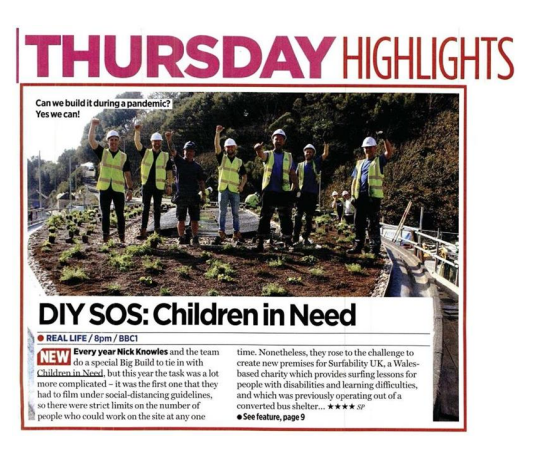 DIY SOS - TV Times