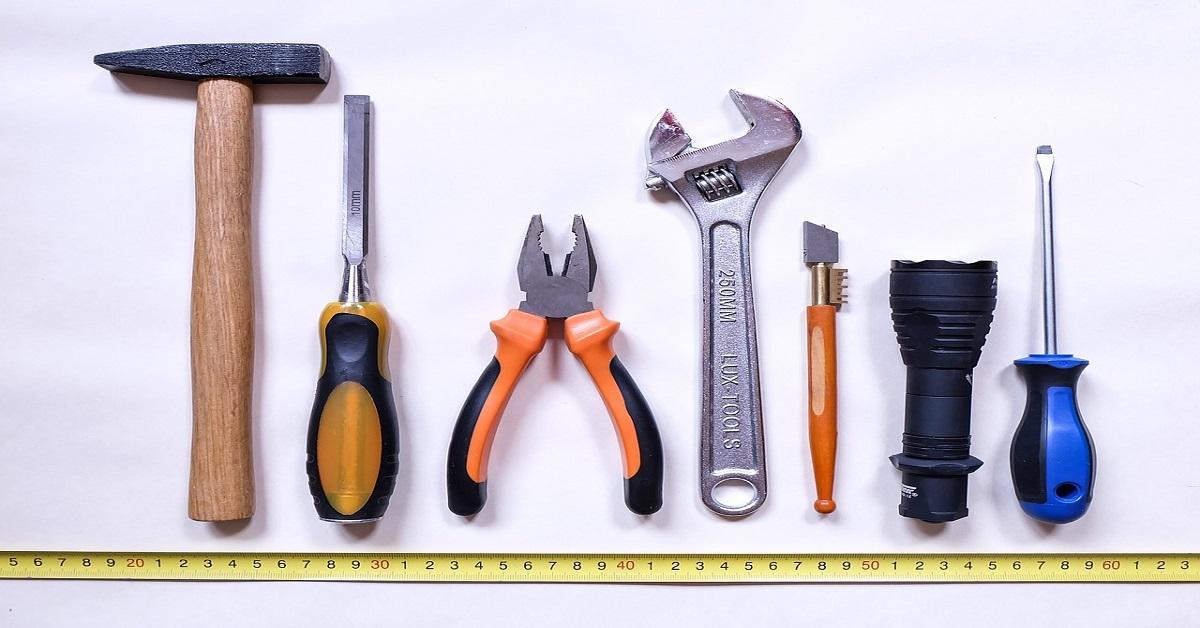 15 Tool Kit Essentials