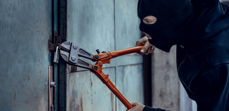 How to Prevent Tool Theft